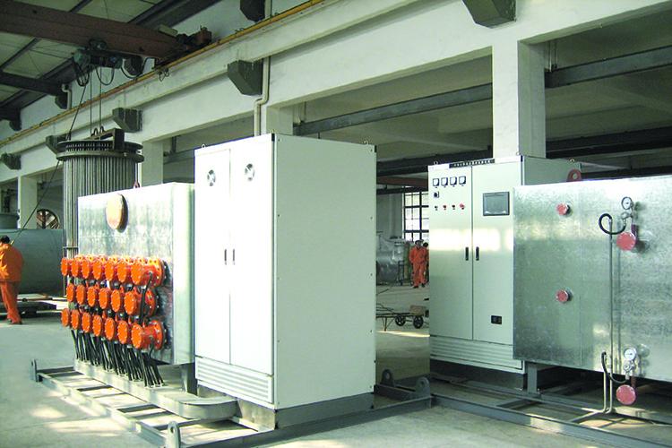 2.4MW热水系统