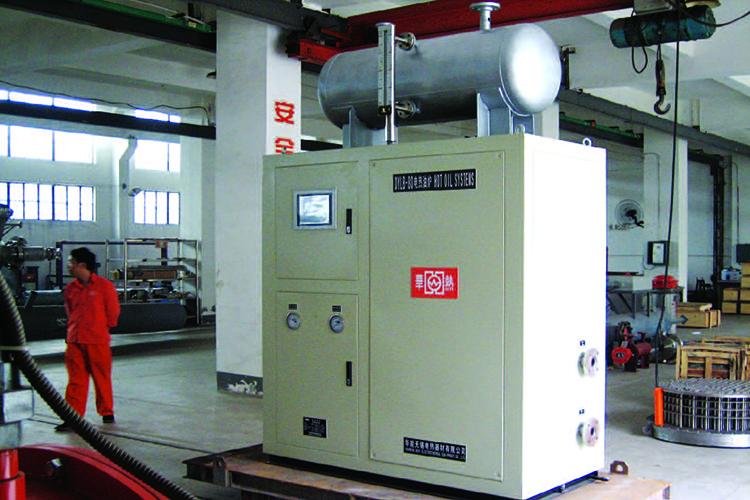 箱体式导热油加热器