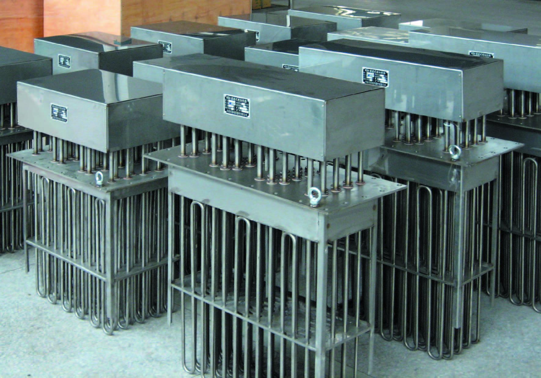 通道式电加热器