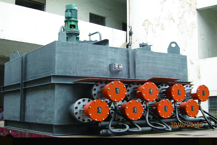熔盐电加热器